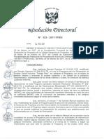 R.D. 023-2017-TP-DE LINEAMIENTOS ACCION CONTINGENCIA 2017.pdf