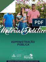 apostila administração pública