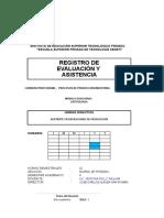 Reg. de Metrología Viernes 2