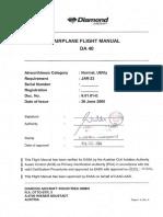 Aircraft Manual DA 40.pdf