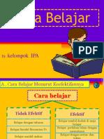 Cara belajar