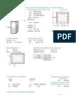 Diseño de Columnas 2