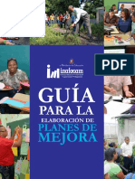 Guia de Planes de Mejoras