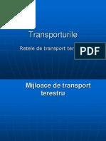 Www.referat.ro-transporturile - Retele de Transport Terestru