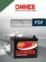 Gonher Manual Técnico de Acumuladores