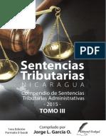 Sentencias Nicaragua