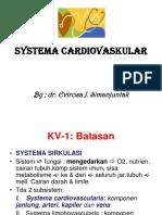 SYSTEMA CIRCULATORIA