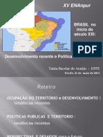 Dispersao Urbana - NGoulartReis