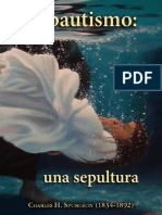 El bautismo una sepultura.- Charles Spurgeon.pdf