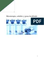Mesoterapia y Celulitis