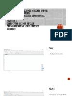 Estructura en SAP