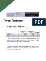 KESM- Press Release FY2017-19 Sep 2017.pdf