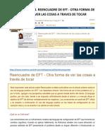 01.1.1.1.1. 1.2.3.4. Reencuadre de Eft - Otra Forma de Ver Las Cosas a Traves de Tocar