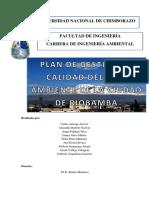Plan de Gestión de Calidad Del Aire Riobamba 1