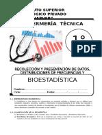 Modulo de Bioestadistica (Primera Unidad)