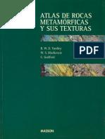 ATLAS DE ROCAS METAMÓRFICAS
