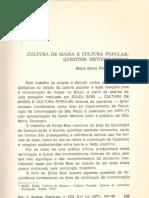 (artigo) ALEGRE, Maria Sylvia Porto. Cultura de massa e cultura popular - Questões metodológicas.pdf