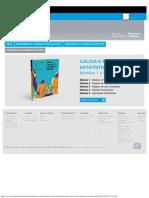 Cálculo Financeiro e Estatística Aplicada