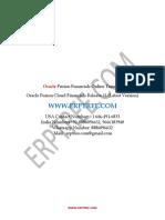 ERPTREE.com Oracle Fusion Financials R11 & R12 Training