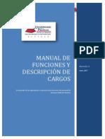 Manual organico funcional