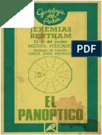 Benthan, Jeremías - El Panoptico.pdf