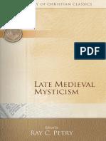 Petry, R.C - Late Medieval Mysticism.pdf