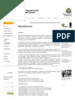 Agrotóxicos