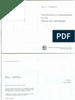 Bacigalupo - Intención y conciencia en la Etica de Pedro Abelardo