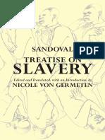 Tratado sobre esclavitud - A. Sandoval