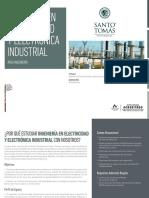 Ingenieria en Electricidad y Electronica Industrial 2018 09012018