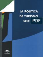 La Politica Del Turismo Social