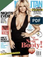 Cosmopolitan - January 2016 USA