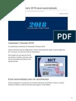 boliviaimpuestos.com-Calendario Tributario 2018 excel automatizado.pdf