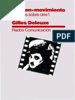 Deleuze - la imagen movimiento estudios sobre cine.pdf