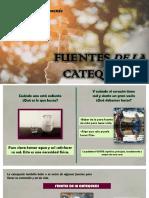 4_Ident_de La Catequesis_Fuentes de La Catequesis