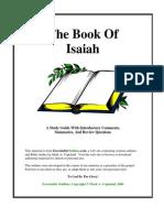 Isaiah Study Guidy PDF