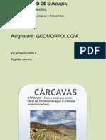 1º Parc. Clase 2 Geomorfologia
