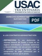 Derecho Administrativo Sustantivo