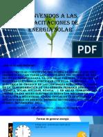 capacitacion de energia solar
