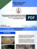 Proyecto de Evaluación de Riesgos, frente a Inundaciones