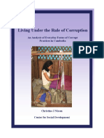 Living Under the Rule Corruption Eng