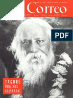 Ravindranaz Tagore - El Correo de La UNESCO