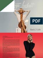 Digital Booklet - I Remember of AlunaGeorge