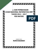 2017-2014 Soal Bahas Un