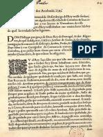 Ley Dos Arcabuzes - 1583