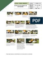 I - SSOMA - 001 Instructivo de Manejo de Motosierra (2)