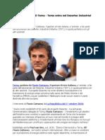 Flavio Cattaneo Terna Entra in Desertec Energia Solare Dal Deserto