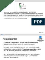 Procedimiento Nueva Factura 2017 (V3.3)