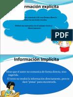 Presentacion Explicito e Implicito