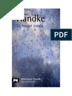 Handke Peter - La Mujer Zurda
